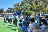 BNN tes urine pegawai Kemenkumham Sultra untuk mencegah penyalahgunaan narkoba