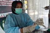 Cakupan vaksinasi COVID-19 di Kota Mataram tertinggi di NTB