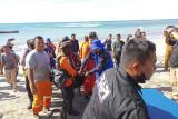Tim SAR evakuasi jenazah pelajar tenggelam