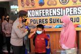 Polres Sukoharjo angkat yatim piatu korban COVID-19 sebagai anak  asuh