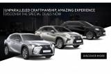 Lexus gelar pameran virtual Immersive World