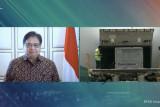 Airlangga Hartarto: 21,2 juta dosis bahan baku Sinovac masuk Indonesia