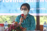 PKK Sulawesi Utara bagikan peralatan katering bantu masyarakat saat pandemi