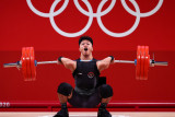 Olimpiade Tokyo - Rahmat Erwin Abdullah catatkan angkatan terbaik di Grup B kelas 73kg
