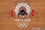 Rahmat Erwin Abdullah meraih perunggu untuk Indonesia di Olimpiade Tokyo