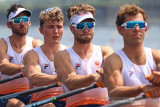 Dua rekor dunia cabor dayung pecah di Olimpiade Tokyo hari ini