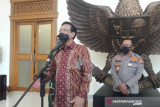 Sultan Hamengku Buwono X minta kabupaten/kota percepat penyaluran bantuan sosial