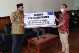Bank Jateng bagikan Bansos 25.000 paket sembako