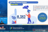 BPS: Gini ratio Sulsel pada Maret 2021 turun 0,007 poin