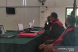 Kurir sabu-sabu senilai Rp7 miliar di Palembang divonis penjara seumur hidup