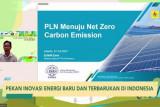 PLN andalkan teknologi untuk dukung energi bersih