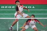 Praveen/Melati pastikan Indonesia juarai Grup C Piala Sudirman
