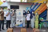 Jasa Raharja Riau berikan layanan tes Antigen gratis di Samsat Panam