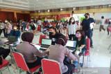 1.330 warga Solo jadi sasaran vaksinasi oleh Polresta Surakarta
