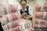 Yuan menguat menjadi 6,4386 terhadap dolar AS