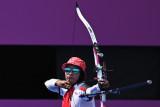Olimpiade Tokyo - Diananda dan Bagas terhenti di babak pertama panahan