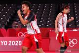 Tumbangkan pasangan China, Greysia/Apriyani ke semifinal Olimpiade Tokyo