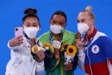 Olimpiade Tokyo - Perolehan medali pada Kamis 29 Juli 2021