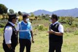 Tiga desa di Muara Enim Sumsel mulai dialiri listrik