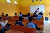 Warga binaan Lapas Anak Kendari diberi pendidikan layaknya formal