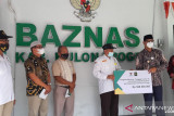 Baznas Kulon Progo menyalurkan bantuan Rp568,5 juta penanganan COVID-19