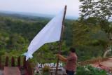 Pelaku wisata menjual objek wisata Gunung Kuniran di Kulon Progo