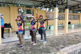 Atlet panahan Lampung tetap berlatih di PKOR Way Halim