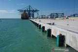 Progres pembangunan fisik Makassar New Port capai 77,54 persen