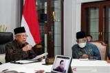 Wapres mengingatkan Sri Sultan jangan sampai DIY tak serap anggaran