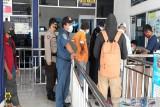 Petugas Pelabuhan Baubau perketat dokumen penumpang