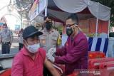 Polresta operasikan pos di Pasar Klewer Solo pada masa PPKM