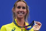 Emma McKeon siap menambah koleksi emas Australia di Tokyo 2020