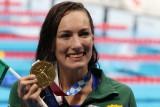 Olimpiade Tokyo - Empat negara berbagi emas renang