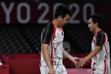 The Daddies bidik medali perunggu bulu tangkis Olimpiade Tokyo 2020