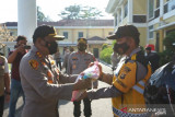Polres OKU distribusikan 495 karung beras untuk warga