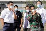 Menko Luhut: daerah dengan tingkat kematian tinggi perlu perhatian lebih