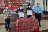 Pemkab-Kejari Bartim teken MoU penanganan hukum perdata dan TUN