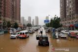 Zhengzhou, China dilanda COVID Delta di tengah pemulihan bencana banjir