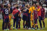 AS lolos ke final Piala Emas Concacaf setelah menang lawan Qatar 1-0