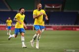 Menang tipis 1-0 atas Mesir, Brazil lolos ke semifinal