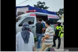 20 pendatang terjaring reaktif di pintu penyekatan Pekanbaru