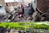 Tujuh rumah di Rappocini Makassar hangus terbakar