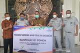 Jasa Raharja kembali bantu sembako dan pohon di Semarang