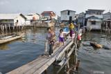 Ancaman tenggelam hingga tsunami di Jakarta
