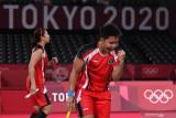 Olimpiade Tokyo - Greysia/Apriyani dan Anthony Ginting ukir catatan manis