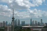Cuaca kota besar di Indonesia kebanyakan diprakirakan cerah berawan