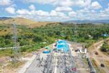Tol Listrik Flores yang membentang sepanjang 864 km beroperasi maksimal