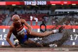 Olimpiade Tokyo - Rekor dunia lompat jangkit putri patah setelah 26 tahun