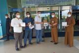 Regulator tabung gas oksigen langka di Kepri