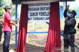 Bupati Mura resmikan perumda air bersih di Kelurahan Tumbang Lahung